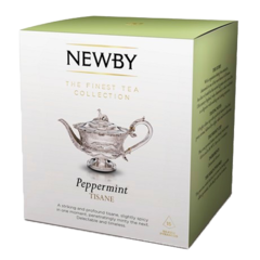 Чай Newby Peppermint, 15 шт