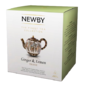 Чай Newby Ginger Lemon, 15 шт