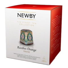 Newby Roiboos Orange, 15 шт